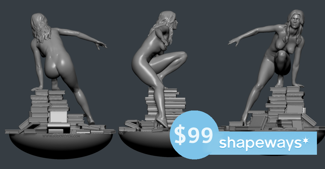 pose2shapeways